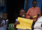 A special Thank You to CHRF & Gabi, one of our project coordinators.