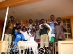 Children at one of the CHRF Supported Homes and Orphanages in Uganda!