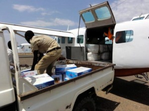 More Food & Aid is Delivered to Help Save Lives!