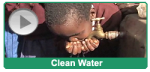 CHRF Supports Clean Water for Children Who Have None.