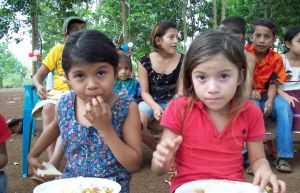 Miracles come in all shapes and sizes, like providing a warm meal for these innocent, hungry and beautiful girls!