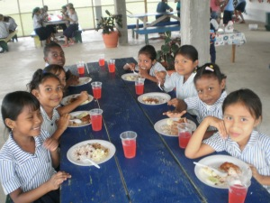 A few of the Many Children that CHRF will help provide meals to this year thanks to our team of Donors!