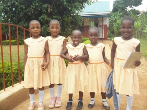 Thank YOU for making a difference in the lives of these beautiful girls who can now go to school and prepare for their future.