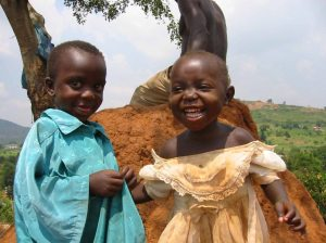Please join us in helping these two beautiful children that live at our orphanage in Uganda. With YOUR help we can help bring life through clean water for these children and many more like them.
