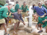 We've helped children all around the world with new clean water wells that potentially have saved many many lives. Thank you for your partnership and support!!!