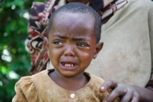 It's too much to sit back and watch these children suffer, CHRF launches into the field to help.
