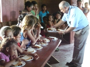 Thank you for making our feeding programs in Nicaragua possible!