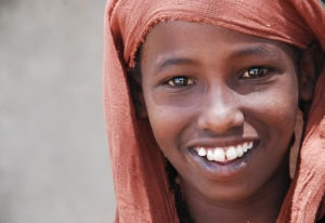 From the Bottom our Hearts to Yours Thank You for Making Smiles like this one possible in Somalia and around the world!
