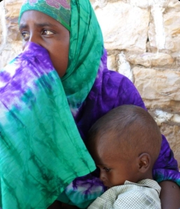 Thousands of Somali families have been displaced by drought, famine and insecurity. The victims are mostly innocent children, who end up malnourished, sick, dehydrated……many have died.