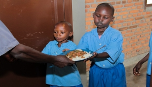 Please help our partners fullfill their goal for next school year, And remember, just 21 cents can help buy an entire meal in Burundi!