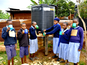 Children in Kenya at 179 schools are now blessed with clean water!