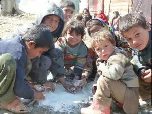 More children in the dangerous mountains of Afghanistan are so grateful for your help!