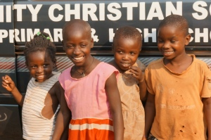 Orphans in Africa are so grateful this Thanksgiving for your help!!