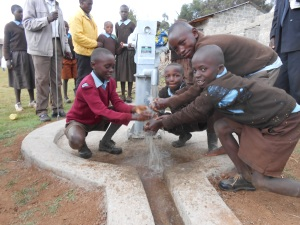 THANK YOU for helping us install new clean water wells all over Africa for children!
