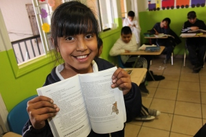 Thank you for helping us fund this young girls education!