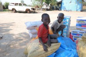 The CHRF team returns safe after providing thousands of meals around dangerous areas of Africa.