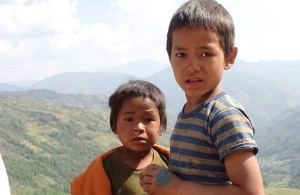 Thank you to our donors for allowing us to help beautiful young children like these two!