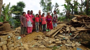 Together We Have Helped Hundreds of children and families in Nepal, thank you!