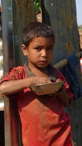 "Children thought their lives might return to normal but now it seems that nothing will ever restore ""normal"" in Nepal."